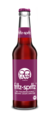 organic grape spritzer